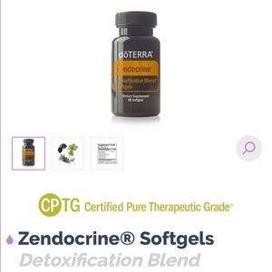 NIP sealed doTERRA Zendocrine Softgels